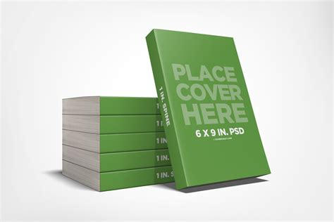 book free covervault free psd mockups for books and more