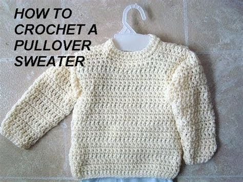 how to knit a pullover sweater for beginners simple crochet sweater patterns sweater