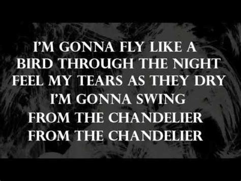 chandelier sia lyrics sia chandelier paroles lyrics