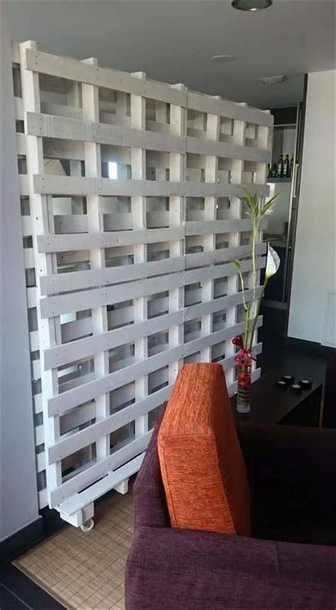 room dividers diy diy wood pallet room divider ideas ideas with pallets