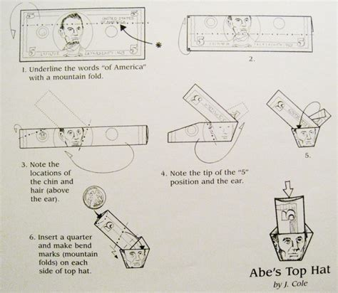 how to make an origami top hat abe s top hat origami central