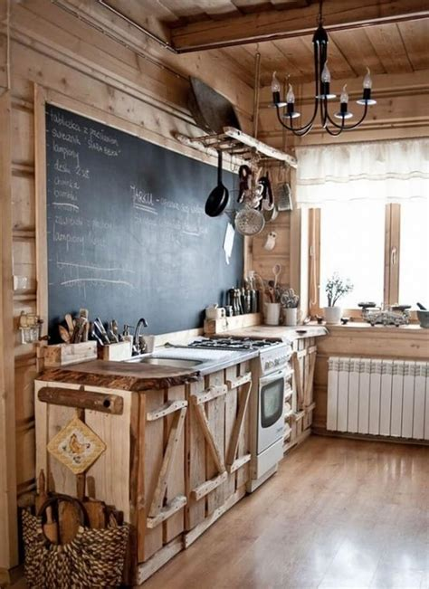 Rustic Kitchen Design Ideas by 23 Best Rustic Country Kitchen Design Ideas And