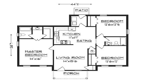 simple 3 bedroom house plans simple house plans 3 bedroom house plans new build house plans mexzhouse