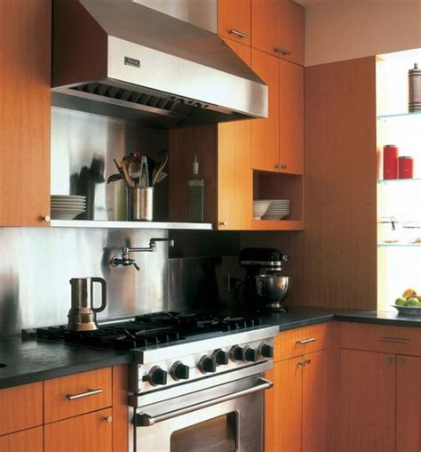 Kitchen Vent Hood Designs stainless steel kitchen hood designs and ideas