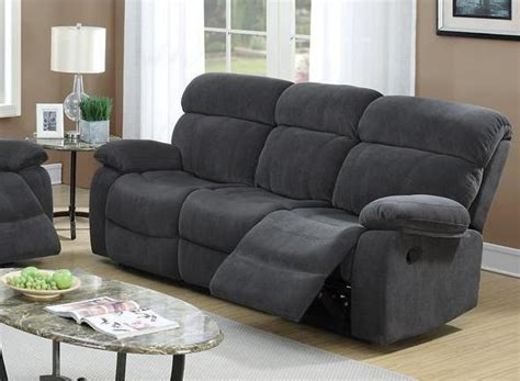 grey sofa recliner grey recliner sofa s furniture sofas and couches