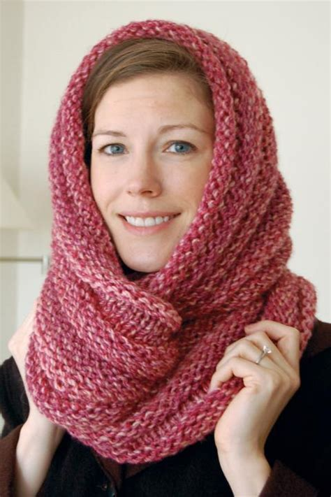loop knit scarf loop scarf to knit k1 10 by val knitting pattern