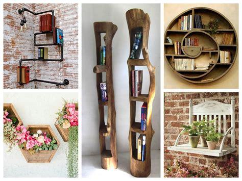 Creative Decor creative wall shelves ideas diy home decor youtube