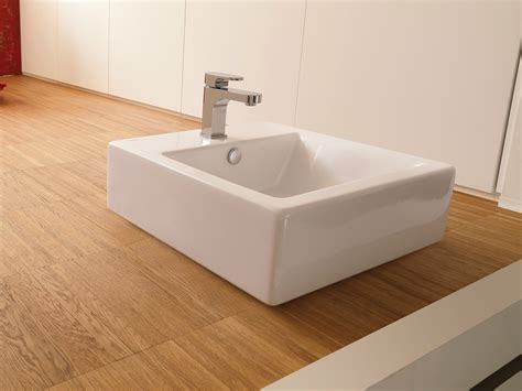 washbasins lavabo carr 233 by newform
