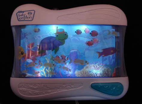 crib aquarium baby einstein baby einstein sea dreams barrier reef musical aquarium