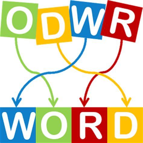 scrabbled words word puzzles word scramble word jumbles myrtle
