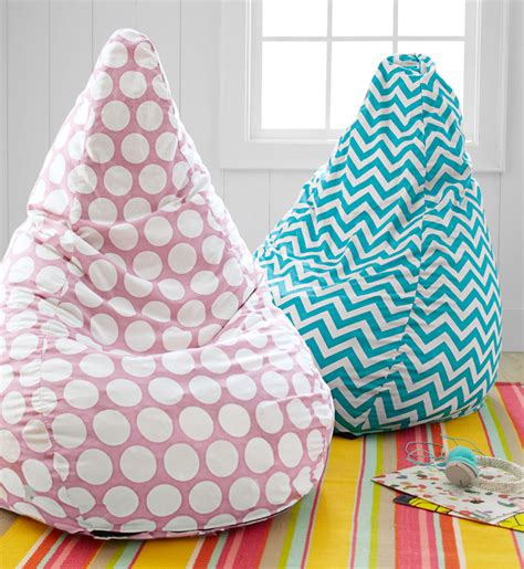 Pouf Bean Bag Chairs by Diy Beanbag For Becoration