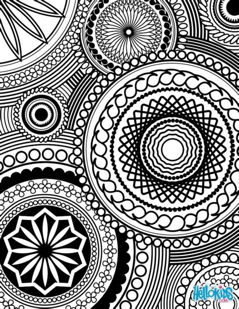 designs for adults coloring pages awesome design coloring pages for adults