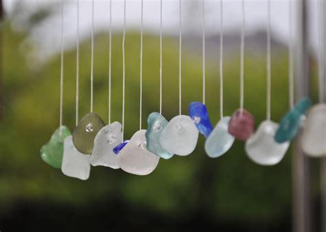 glass craft seaglass pebbles home sweet