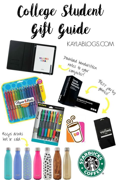college student gift ideas college student gift guide with wacom
