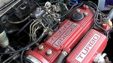 Daihatsu Diesel Engine by Daihatsu Charade G30 Engine Starting