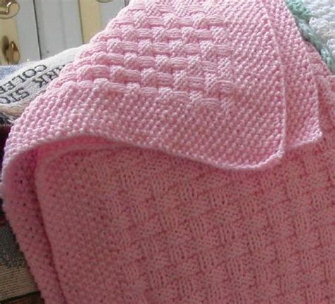Click Here To Get The Basket Weave Baby Blanket Crochet