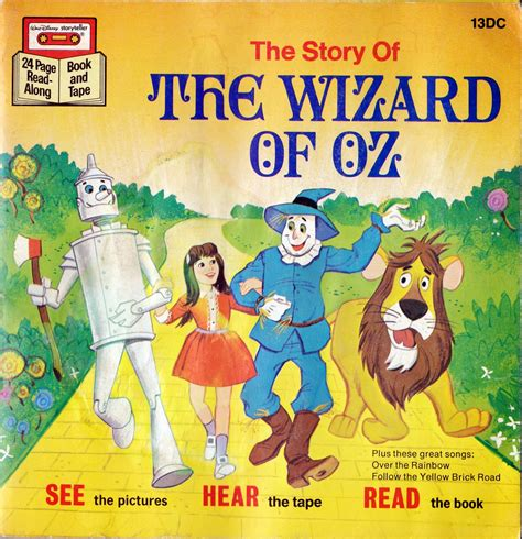 the wizard of oz picture book vintage books for the the wizard of oz