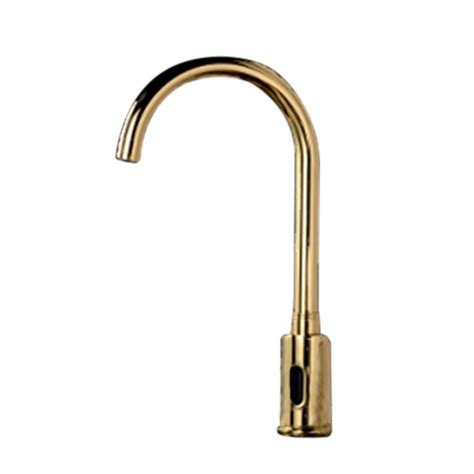 sensor faucets kitchen gold plated sensor kitchen faucet