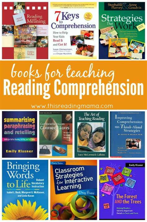 using picture books to teach comprehension strategies books for teaching reading comprehension strategies