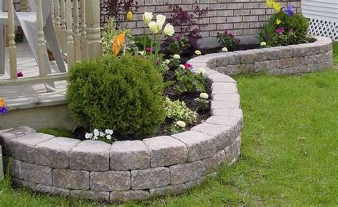 garden walls blocks retaining wall products ab garden wall collection by