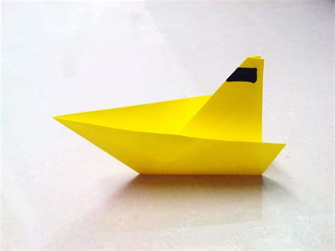 craft paper boat how to make an origami paper boat 2 paper folding