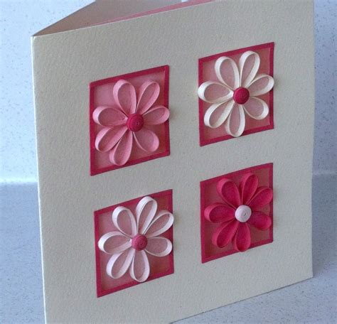 designs for cards paper cards quilled birthday card