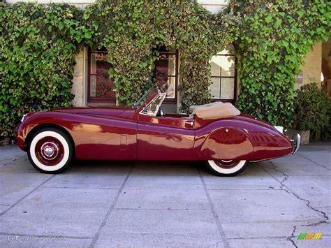 1954 Jaguar Xk120 Drop Coupe 12521602