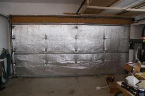 comment isoler les portes d un garage de j aime mon artisan