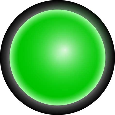 green light green led clip at clker vector clip