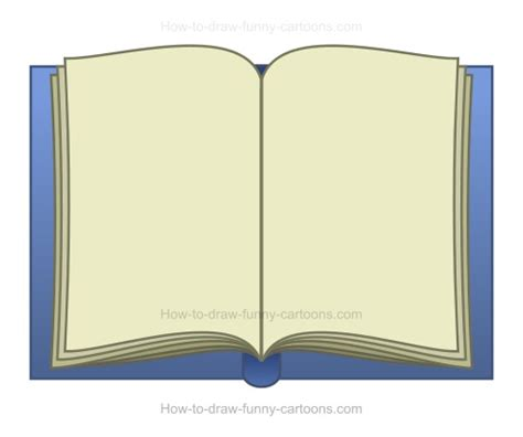 how to draw book how to draw a book