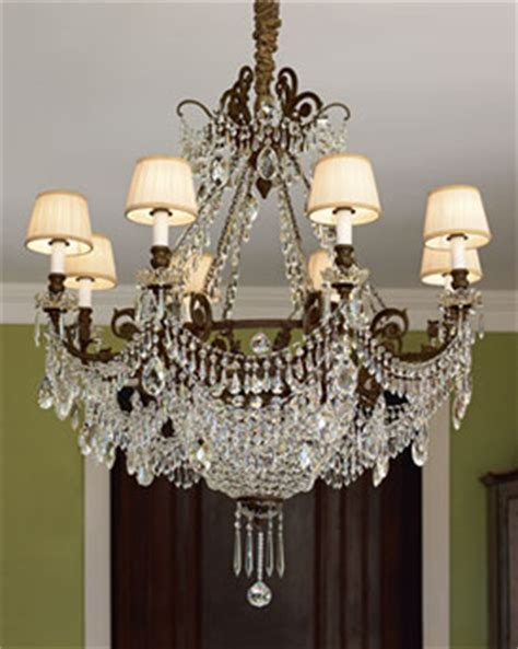 horchow chandeliers lighting for a classical interior 2011 classical