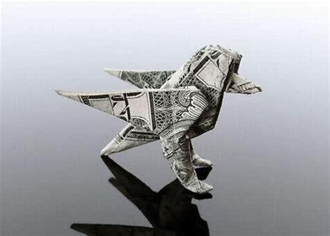 origami money bird gorgeous dollar bill origami 35 pics