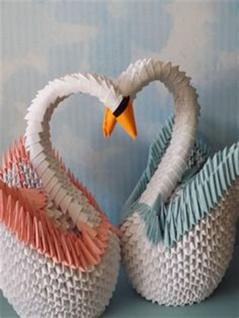 3d origami swan for sale 1000 ideas about 3d origami swans on origami