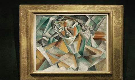 picasso paintings described picasso cubist painting sold for usd 63 4 million sets