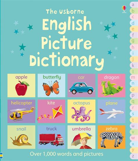 picture dictionary book picture dictionary at usborne books at home