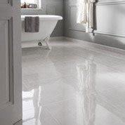 S V P Produits Carrelage Sol Et Mur Blanc Effet Marbre Verone L X L Cm E