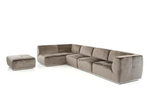 grey sectional sofas contemporary grey fabric sectional sofa vg389 fabric