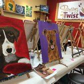 paint with a twist new jersey painting with a twist 24 photos 12 reviews