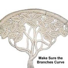 macrame tree pattern macrame for leaves and branches for