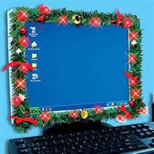lights for computer monitor computer monitor light up usb garland gift