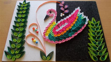 decorations made at home diy home decor with paper quilling amazing diy room