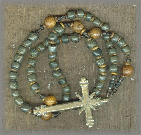 rosary canada trade bead rosaries fur trade by jesuits canada ny