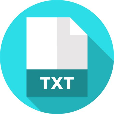 Convert your PDF file to TXT now - Free, Simple and Online .txt
