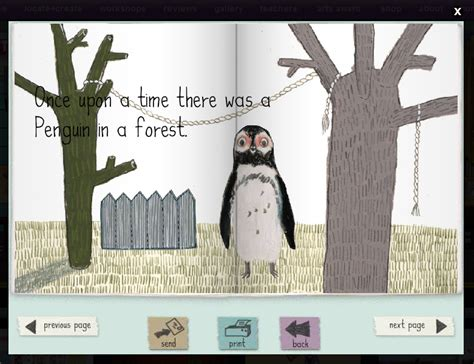 Free Technology For Teachers Picture Book Maker Create