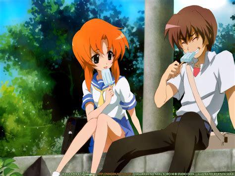higurashi no naku koro ni summer higurashi no naku koro ni wallpaper 12843412