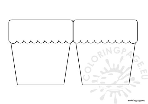 flower templates for card archives coloring page