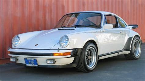 Porsche Carrera 930 by 1976 Porsche 930 Turbo Carrera German Cars For Sale Blog