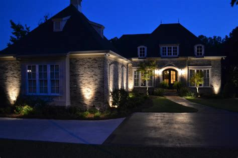 home landscape lighting design landscape lighting ideas gorgeous lighting to accentuate