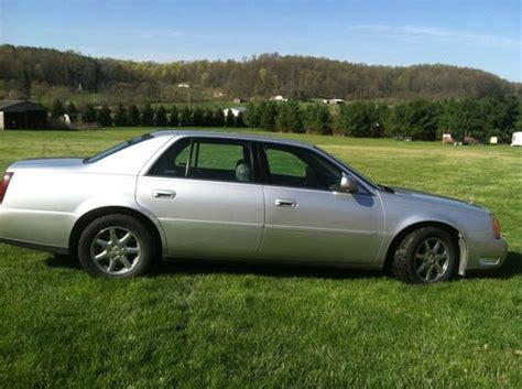 2000 Cadillac Sedan by Sell Used 2000 Cadillac Base Sedan 4 Door 4 6l In