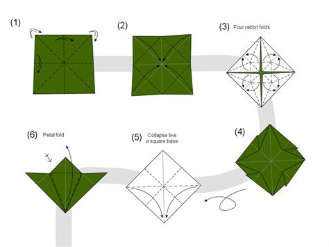 how to make an origami dragonfly martin s origami